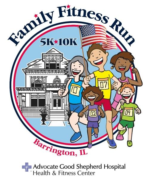 Family Fitness Run Small